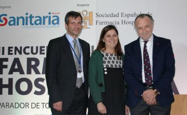 II Encuentro Global de Farmacia Hospitalaria