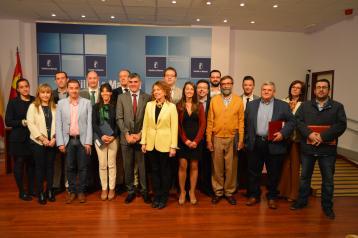 El Gobierno regional firma 86 convenios de Ayuda a Domicilio con ayuntamientos de Cuenca por importe de 6.9 millones de euros