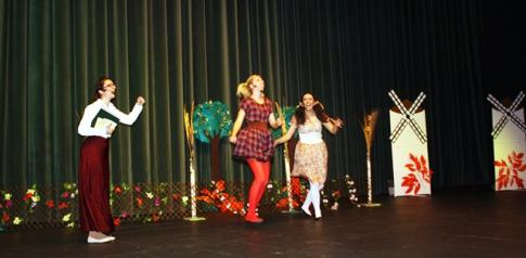 Obra de teatro infantil 'Quiero ser Quijote' en Valdepeñas (Ciudad Real)