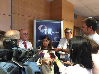 El Gobierno de Castilla-La Mancha ha incrementado con 29 profesionales la plantilla de la Gerencia del Área Integrada de Cuenca