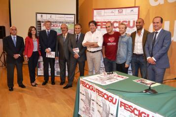 Presentación del Festival de Cine Solidario de Guadalajara (FESCIGU)