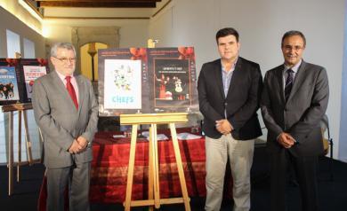 Presentación de la programación del Circuito de Artes Escénicas de Castilla-La Mancha Otoño 2016