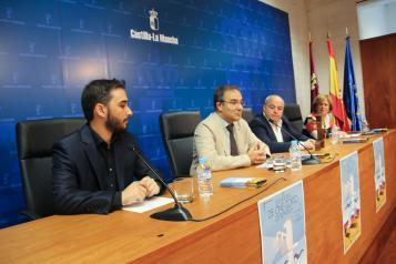 El Gobierno regional muestra su apoyo a la I Edición de la Semana de Cine Corto de Sonseca