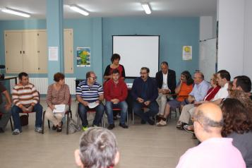 esús Fernández Sanz participa en la Jornada de Profesionales y Expertos con experiencia en Salud Mental