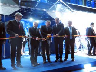 Inauguración del 'Gran Casino La Mancha' en Illescas (Toledo)