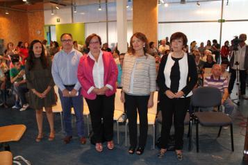 X Aniversario del Centro de atención a personas con discapacidad intelectual 'Frida Kahlo' de Alcázar de San Juan