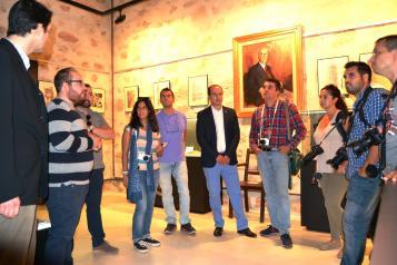 La ruta a la Alcarria salta a las redes sociales a través del viaje de blogueros organizado por el Gobierno regional