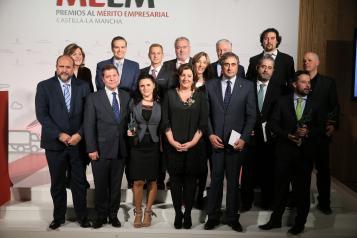 I Edición de los Premios al Mérito Empresarial