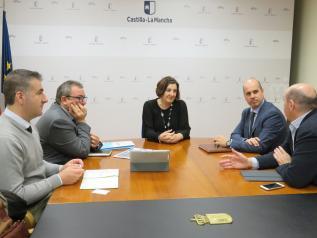 La consejera de Economía reafirma el compromiso del Gobierno regional con la formación de los directivos de Castilla-La Mancha
