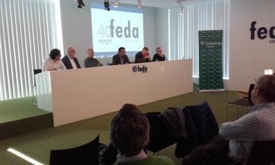 Jornadas sobre la polinización y producción del almendro celebradas en FEDA