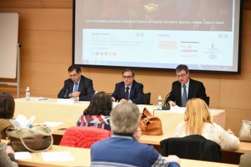 Jornada 'Transparencia en las Entidades Locales'