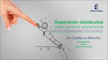 El Gobierno de Castilla-La Mancha incorporará las enfermedades raras a las Escuelas de Pacientes