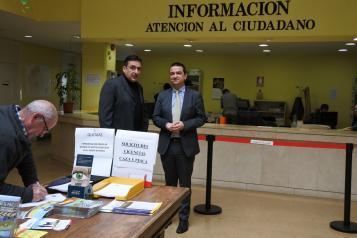 Visita a la Dirección Provincial de Cuenca