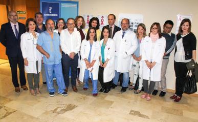 El Gobierno regional resalta el modelo de sensibilización y humanización de la Unidad de Patología Mamaria del Hospital de Toledo
