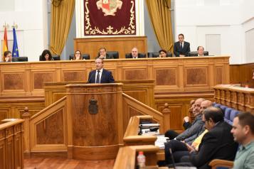 El Gobierno regional resalta que la Ley de Gestión y Organización garantiza una mayor calidad en la prestación de los servicios públicos