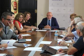 Reunión del Consejo de Salud del Área Sanitaria de Albacete