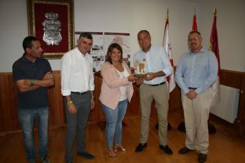 El Gobierno regional premia con el tercer ARUI al proyecto de mejora, renovación y accesibilidad en el casco histórico y el barrio del Caño de Tarancón