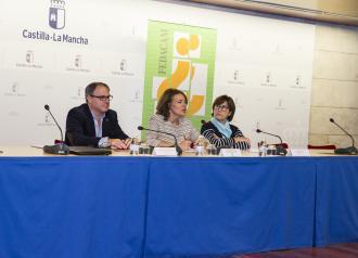 La consejera de Bienestar Social, Aurelia Sánchez, inaugura la Jornada Regional sobre el Programa 'Estimulación cognitiva en Alzheimer con nuevas tecnologías'