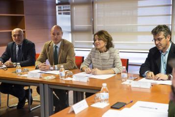 La consejera de Bienestar Social preside el Consejo de Cooperación de Castilla-La Mancha