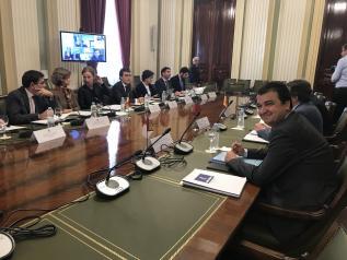 """El Gobierno de Castilla-La Mancha confía en avanzar en la reunión con la ministra en temas que son """"de sentido común"""""""