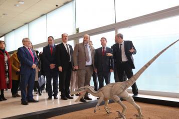 El Museo Paleontológico de Cuenca se convierte, tras su remodelación, en espacio museístico de referencia a escala nacional y europea