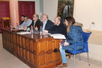 Reunión Informativa proyectos ITI de la Sierra de Alcaraz y Campos de Montiel