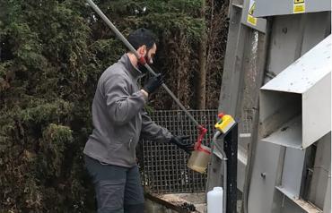 El Gobierno de Castilla-La Mancha destina más de 1,3 millones de euros para mejorar el control del abastecimiento de agua potable y los sistemas de depuración