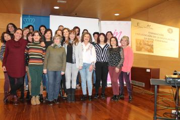 Curso sobre Mutilación Genital Femenina impartido por Médicos del Mundo en Albacete