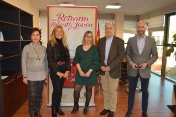 La Red EURES, de cooperación para el empleo y la libre circulación de trabajadores de Europa, se interesa por el Plan de Retorno del Talento Joven
