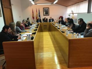 Reunión del Subcomité de ayudas ITI con alcaldes de la Sierra del Segura