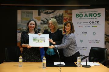 La directora del Instituto de la Mujer ha inaugurado el 'Foro Mujer y Discapacidad en Castilla-La Mancha'