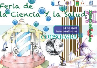 """Más de 350 estudiantes de diferentes IES de la región participarán en la Feria de la Ciencia y la Salud """"Zienziaburum 2018"""" en Consuegra"""