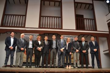 El Gobierno de Castilla-La Mancha ve en la nueva etapa del Festival de Almagro una oportunidad para desarrollar todo su potencial