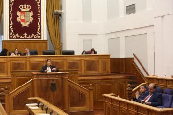 El Gobierno regional recuerda que en la anterior legislatura se perdieron 68 millones de euros por paralizar la construcción de 157 depuradoras como la de Santa Olalla