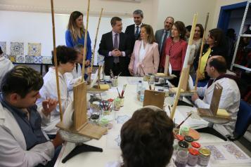El Gobierno de Castilla-La Mancha incrementa un 30% esta legislatura la inversión social en Talavera de la Reina