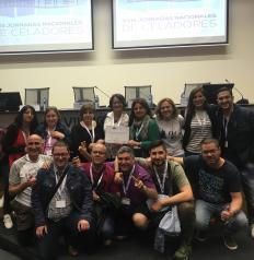 Celadores del GAI de Hellín premiados en un Congreso Nacional