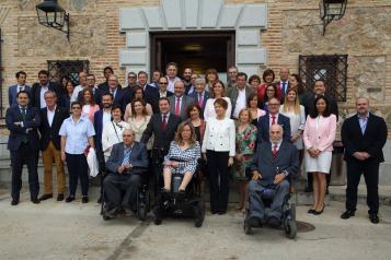 Debate del Proyecto de Ley de protección y apoyo garantizado para personas con discapacidad