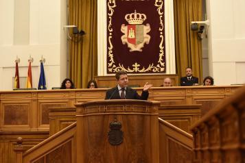Garcia-Page se propone incorporar 40.000 personas más al sistema de dependencia en la próxima legislatura y ampliar en 2.000 beneficiarios al año la Teleasistencia y la Ayuda a Domicilio