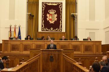 """García-Page: """"Castilla-La Mancha está mucho mejor que con Cospedal"""""""