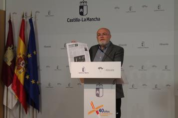 Comparecencia de Ruiz Santos para hablar del Museo de Arte Realista de Albacete
