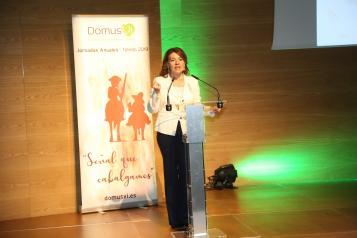 La consejera de Bienestar Social en funciones, Aurelia Sánchez, asiste, a las 19:00 horas, a la inauguración de la Jornada Anual de 'DomusVi'