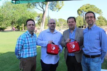 La Gerencia de Atención Integrada de Albacete y la Fundación Biotyc colaboran en un proyecto para crear zonas cardioprotegidas