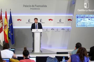 El Consejo de Gobierno autoriza la licitación para contratar el servicio de 120 comedores escolares con una inversión de 36,9 millones de euros