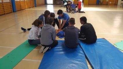 Cerca de 18.000 escolares y 1.700 docentes han participado este curso en prácticas de reanimación cardiopulmonar en sus centros