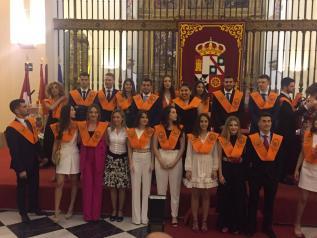 El Gobierno regional felicita a los nuevos graduados en Gestión y Administración Pública
