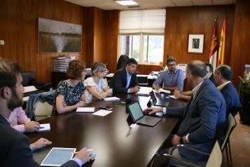 El Gobierno regional trabaja ya en el próximo Plan Cartográfico Regional 2021-2024