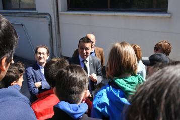 Más de 1.900 escolares han participado en los talleres de Educación Ambiental del centro público de Albaladejito durante el curso escolar 2018-2019