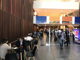 Castilla-La Mancha Film Commission ha participado en la III edición de 'Conecta Fiction', el evento de cine dedicado a las series de ficción