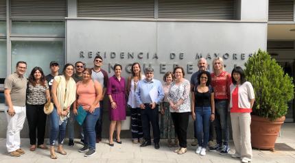 El Gobierno regional y la Fundación Ortega-Marañón firman un convenio para el desarrollo de cursos internacionales de 'Memoria y Prácticas' en residencias y centros de mayores de Toledo