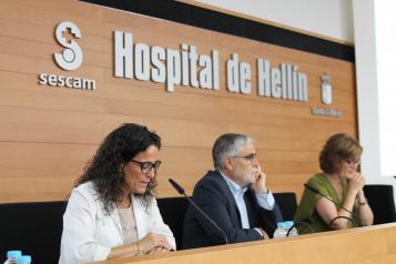 III Jornadas de Enfermería en el Hospital de Hellín